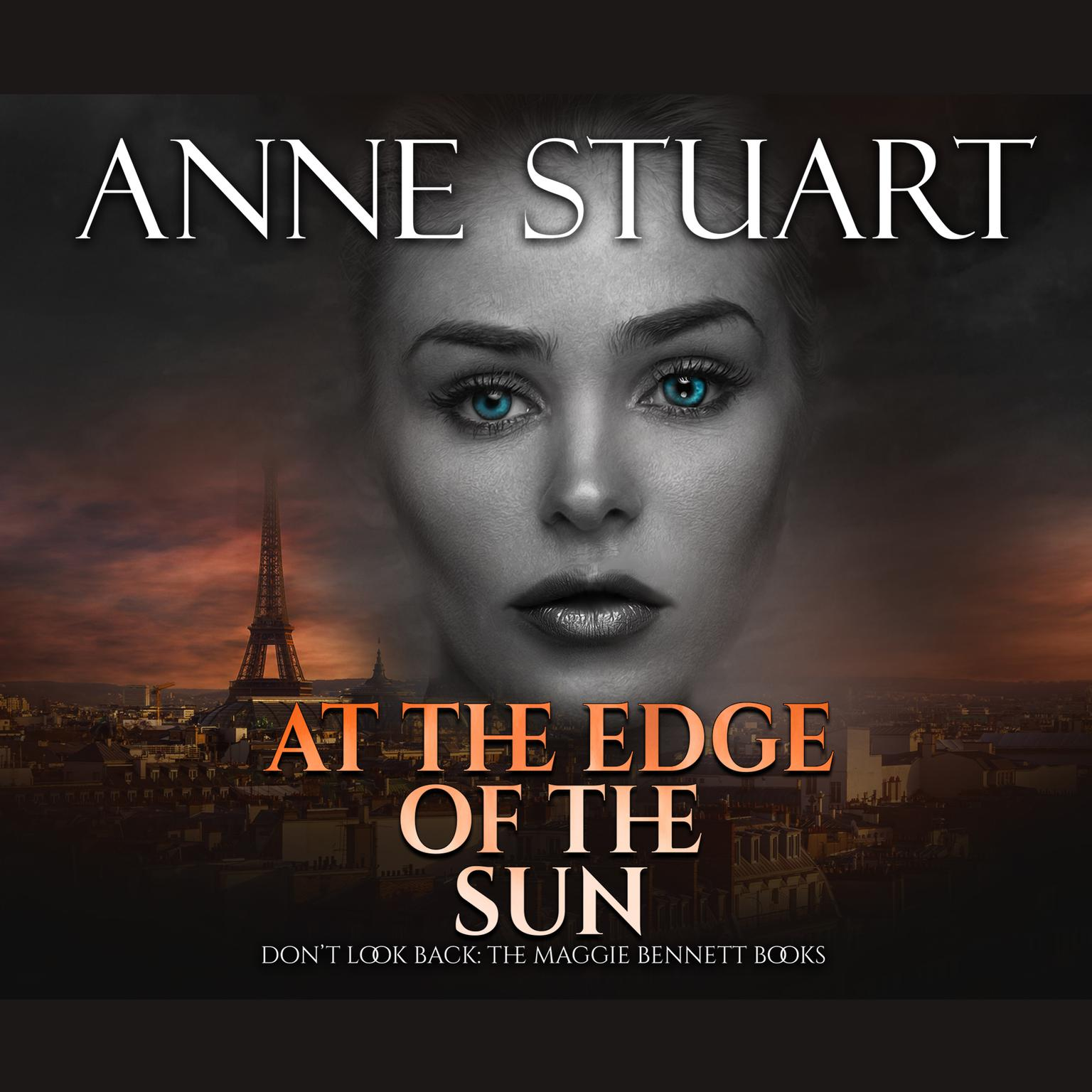 Printable At the Edge of the Sun Audiobook Cover Art