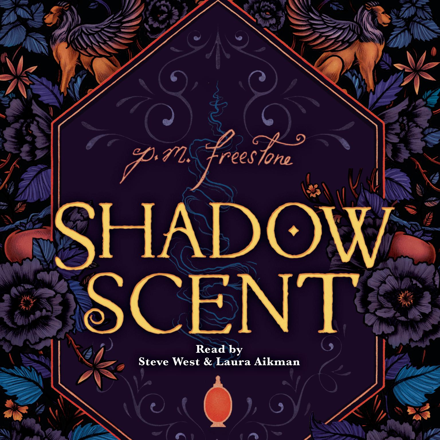 Printable Shadowscent Audiobook Cover Art