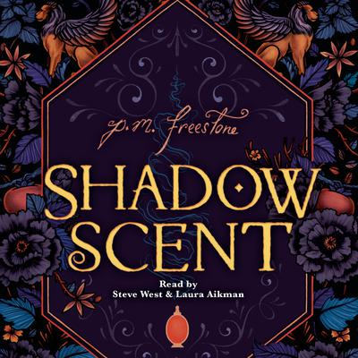 Shadowscent Audiobook, by P.M. Freestone