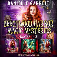 The Beechwood Harbor Magic Mysteries Boxed Set Audiobook, by Danielle Garrett