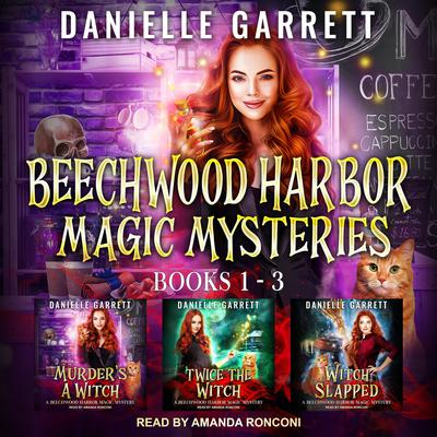 The Beechwood Harbor Magic Mysteries Boxed Set Audiobook, by