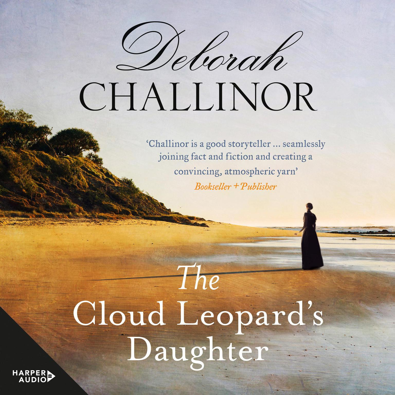 Printable The Cloud Leopard's Daughter Audiobook Cover Art