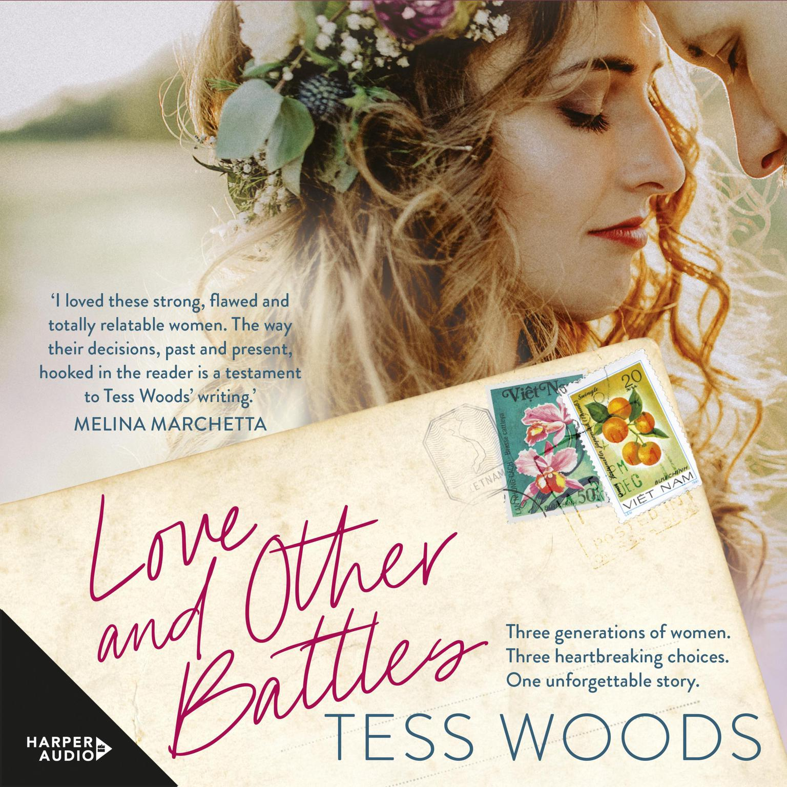 Printable Love And Other Battles: A heartbreaking, redemptive family story for our time Audiobook Cover Art