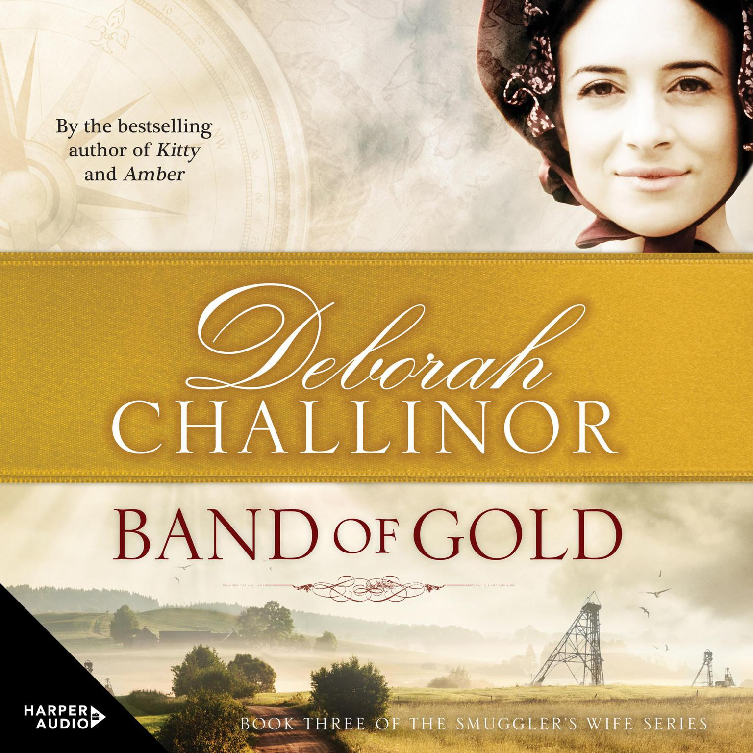 Printable Band of Gold Audiobook Cover Art