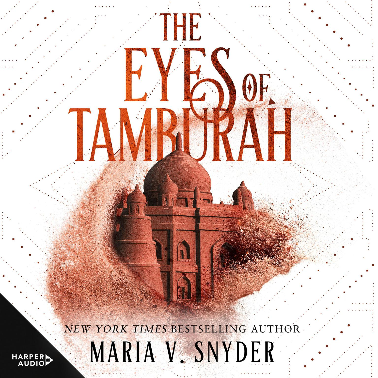 Printable The Eyes Of Tamburah Audiobook Cover Art