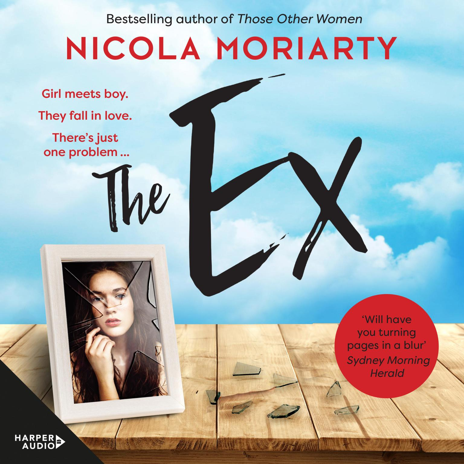 Printable The Ex: #N/A Audiobook Cover Art