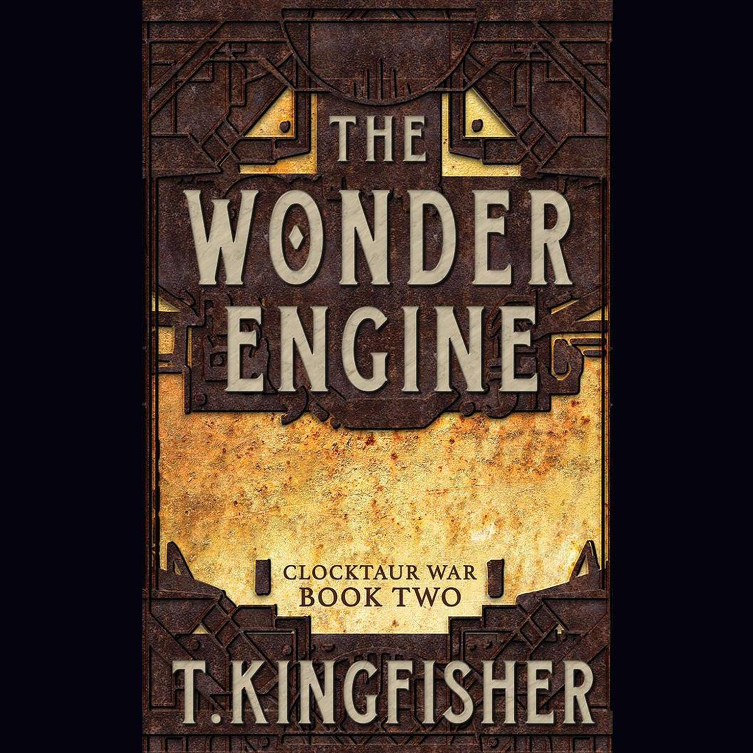 Printable The Wonder Engine Audiobook Cover Art