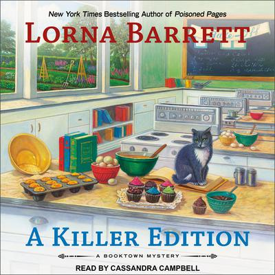 A Killer Edition Audiobook, by