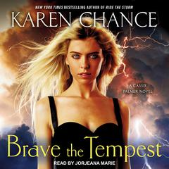 Brave the Tempest Audiobook, by Karen Chance