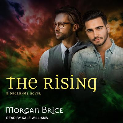 The Rising Audiobook, by Morgan Brice