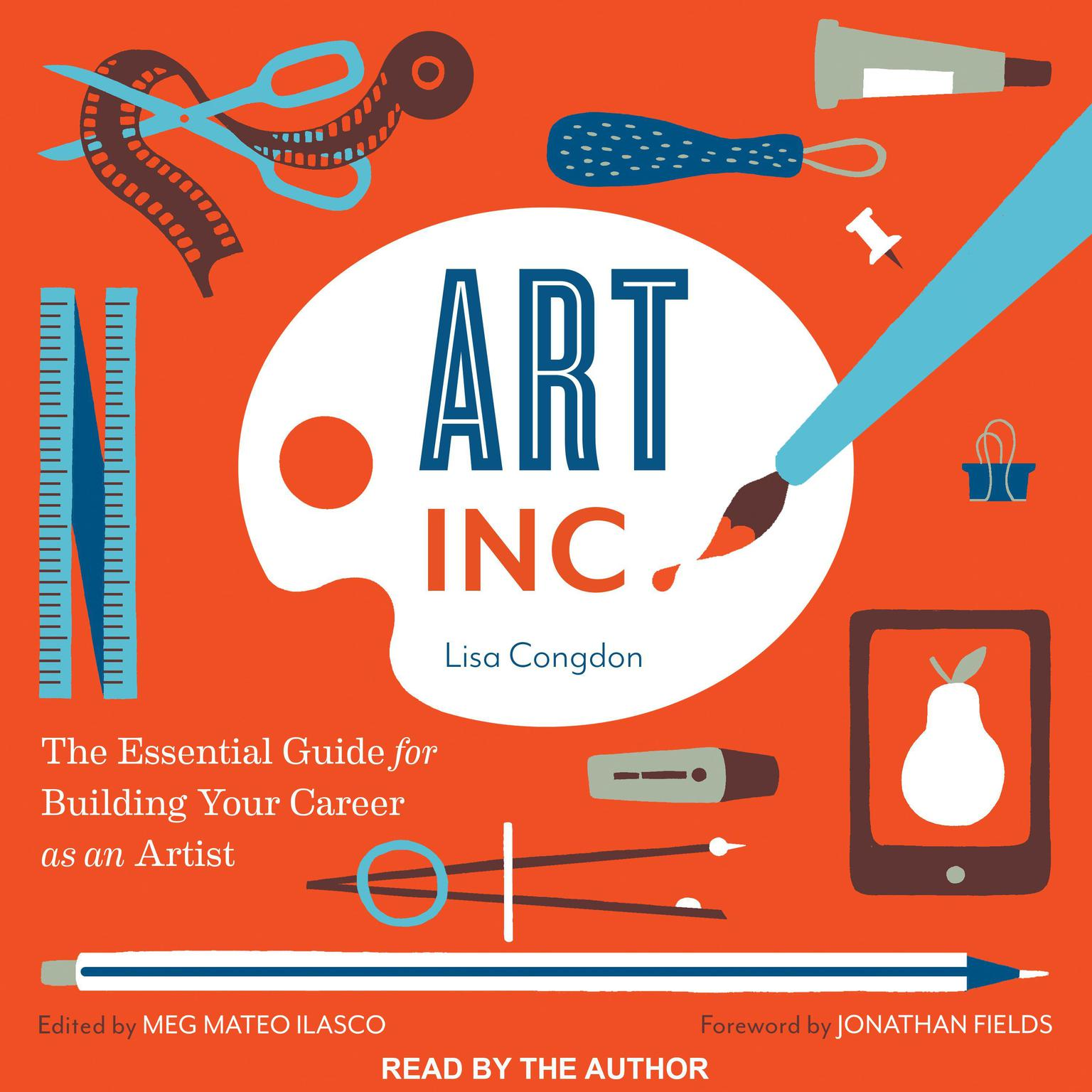 Printable Art, Inc.: The Essential Guide for Building Your Career as an Artist Audiobook Cover Art
