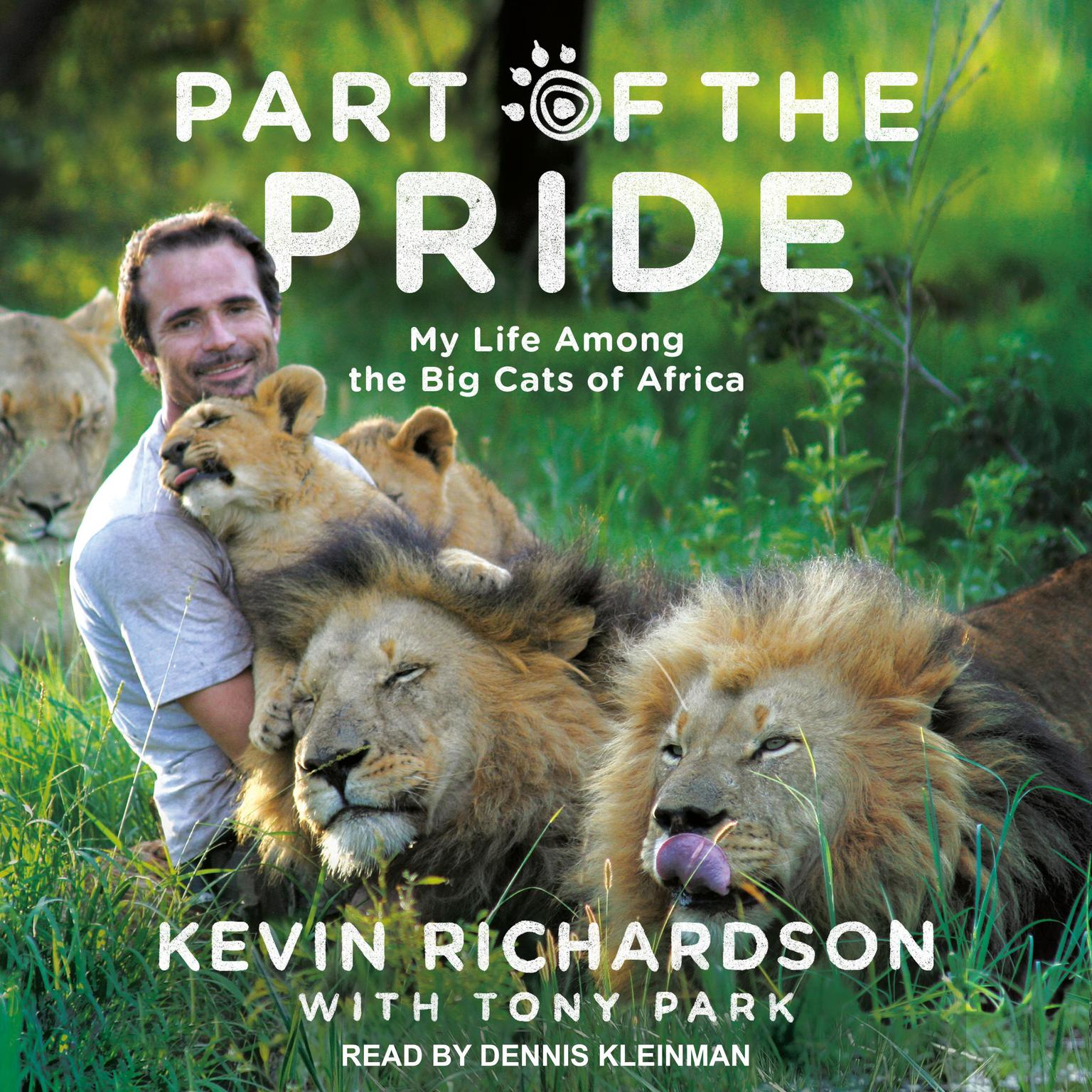 Printable Part of the Pride: My Life Among the Big Cats of Africa Audiobook Cover Art