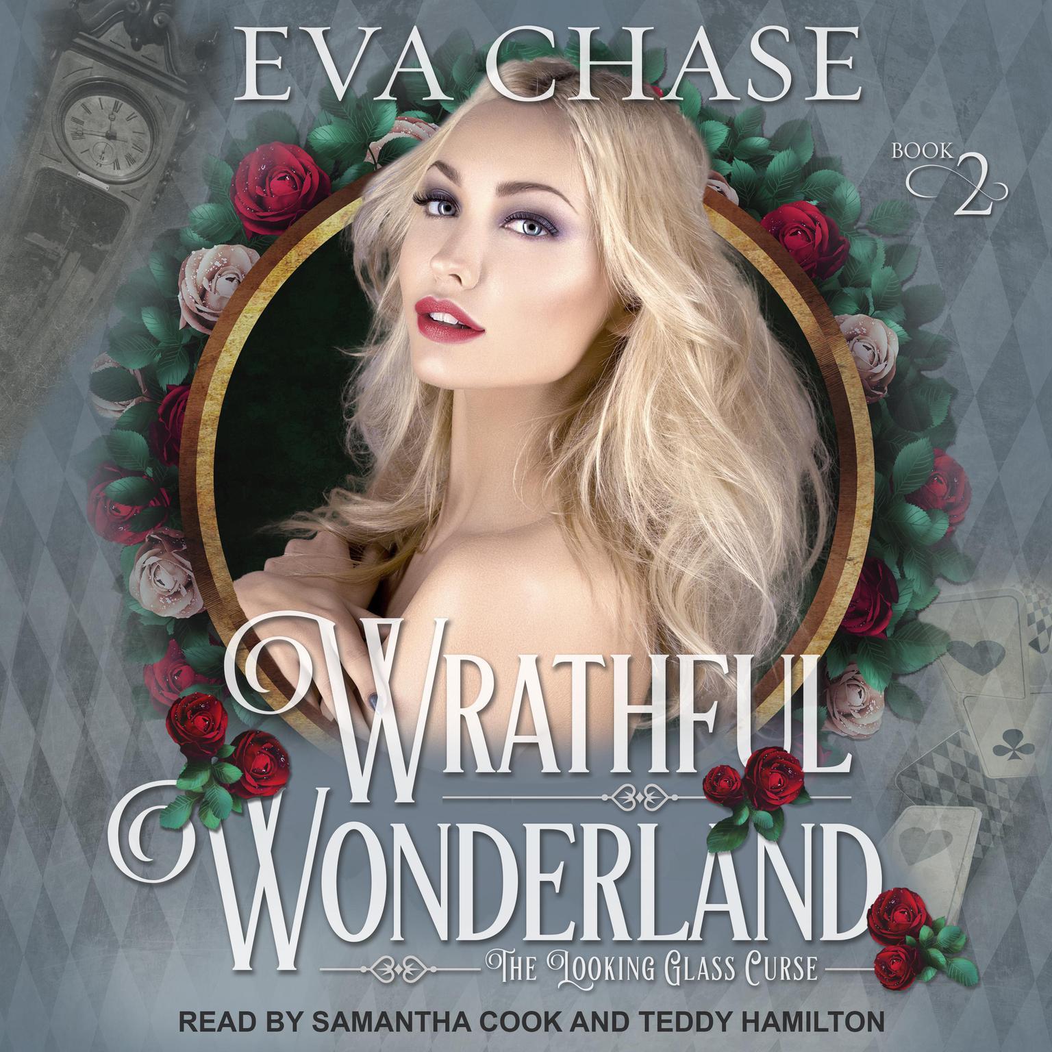 Wrathful Wonderland Audiobook, by Eva Chase