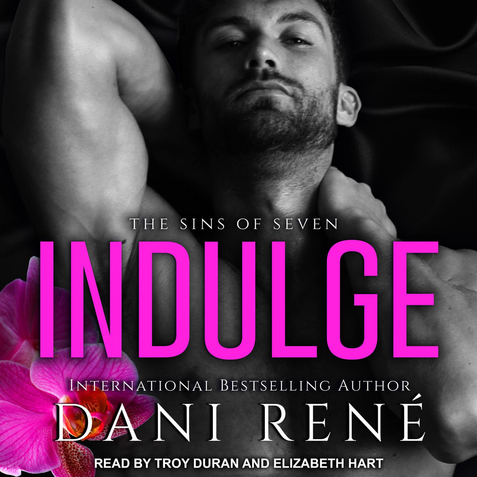 Printable Indulge Audiobook Cover Art