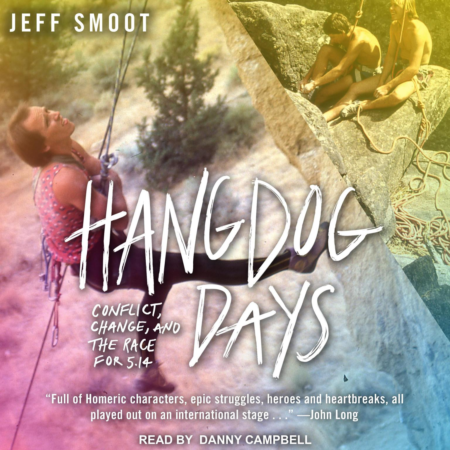 Printable Hangdog Days: Conflict, Change, and the Race for 5.14 Audiobook Cover Art