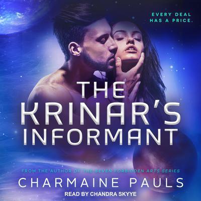 The Krinars Informant: A Krinar World Novel Audiobook, by Charmaine Pauls