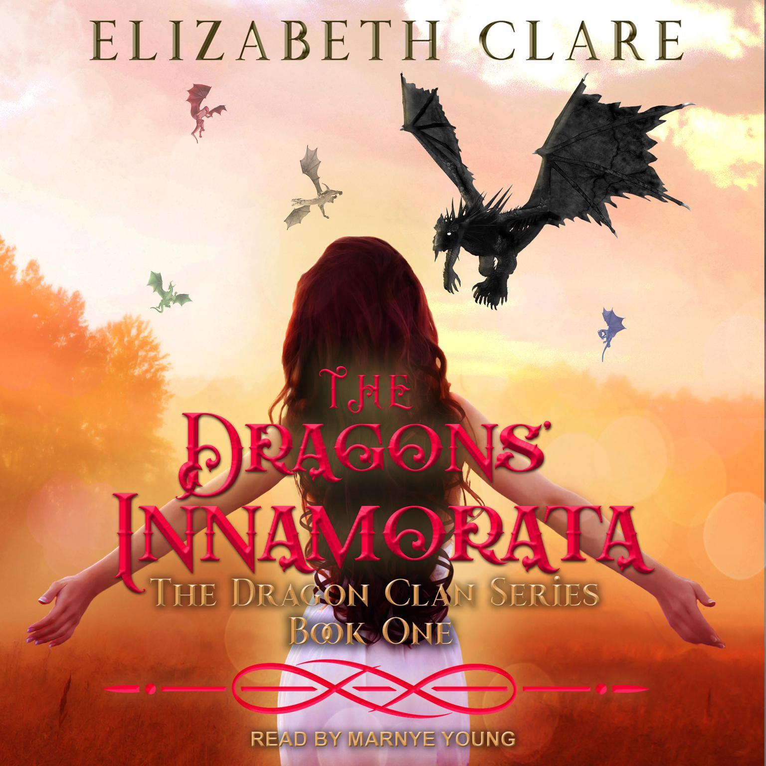 Printable The Dragons' Innamorata Audiobook Cover Art