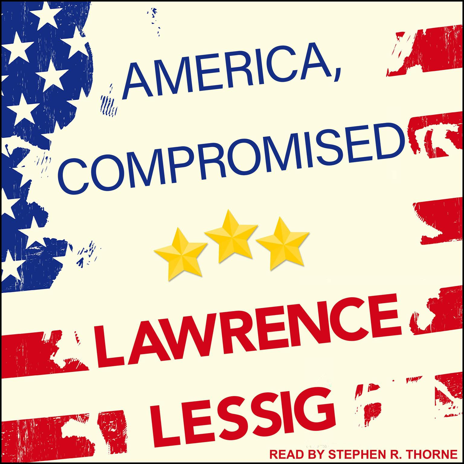 Printable America, Compromised Audiobook Cover Art