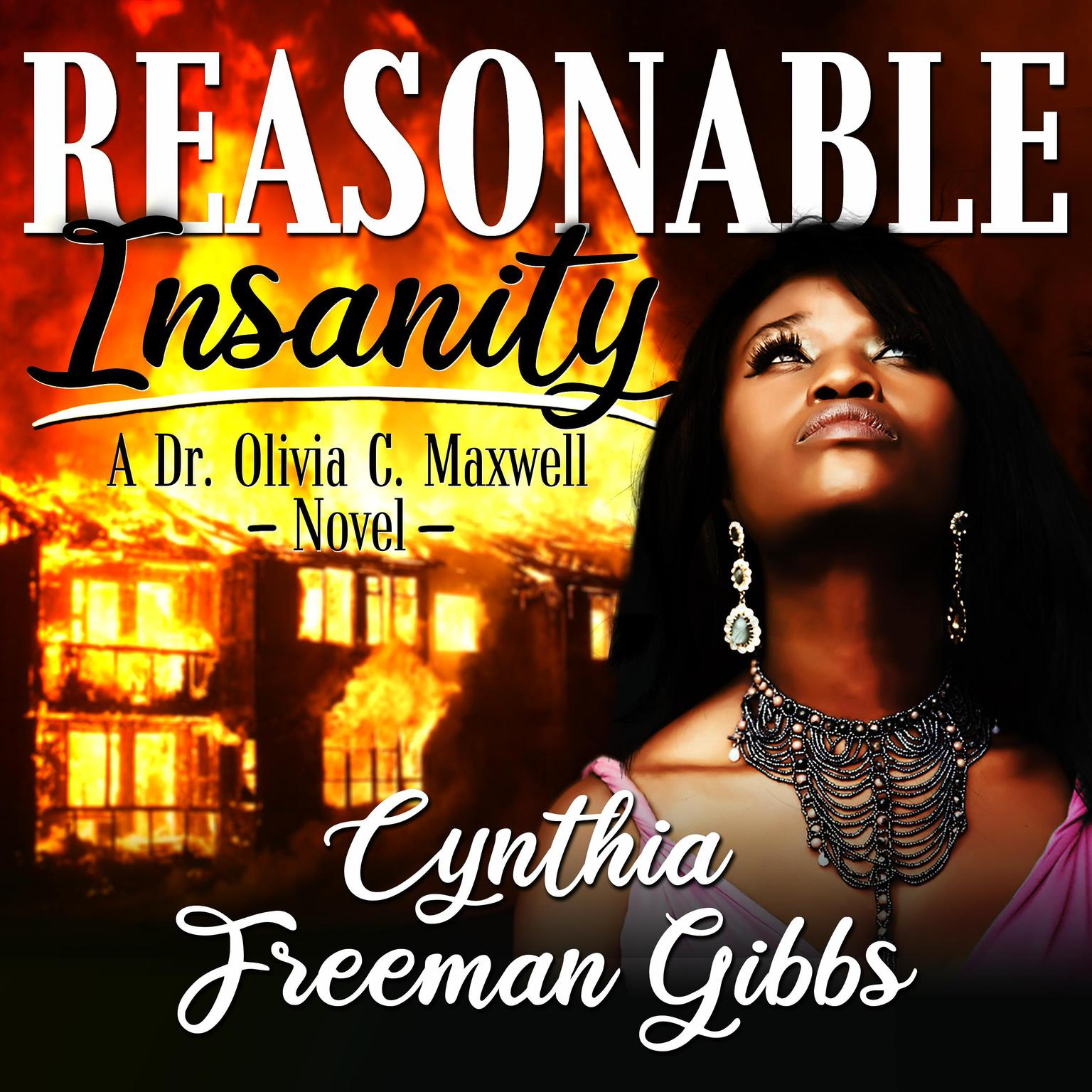 Printable Reasonable Insanity Audiobook Cover Art