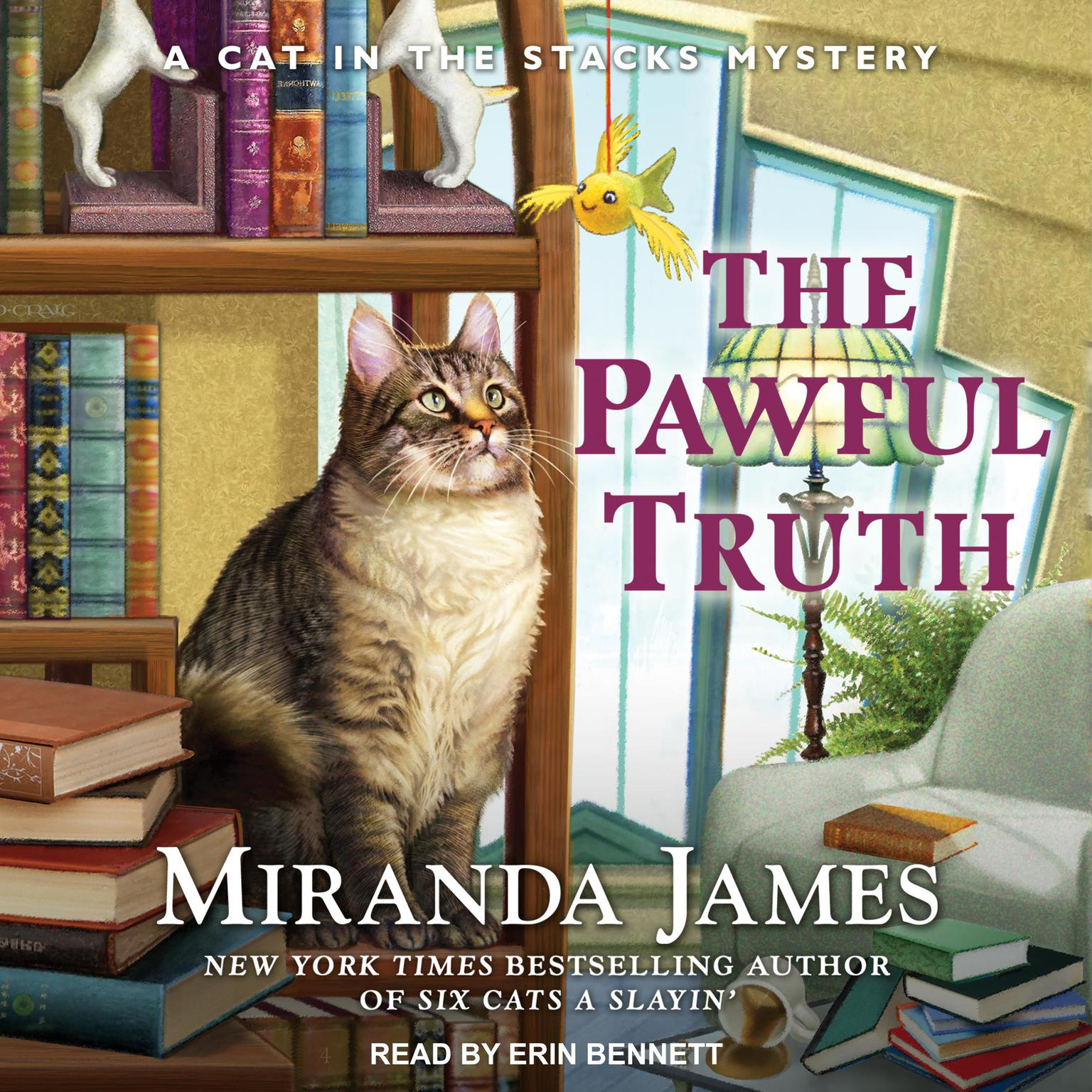 Printable The Pawful Truth Audiobook Cover Art