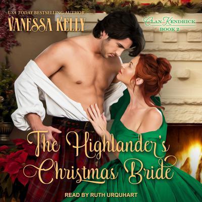 The Highlander's Christmas Bride Audiobook, by Vanessa Kelly