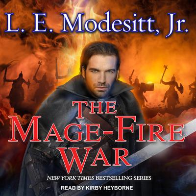 The Mage-Fire War Audiobook, by