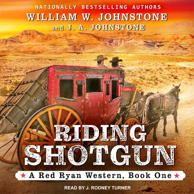 Riding Shotgun Audiobook, by