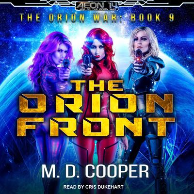 The Orion Front Audiobook, by