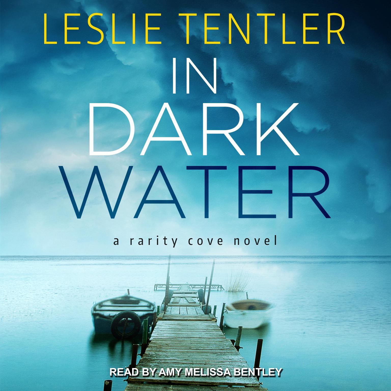 Printable In Dark Water Audiobook Cover Art