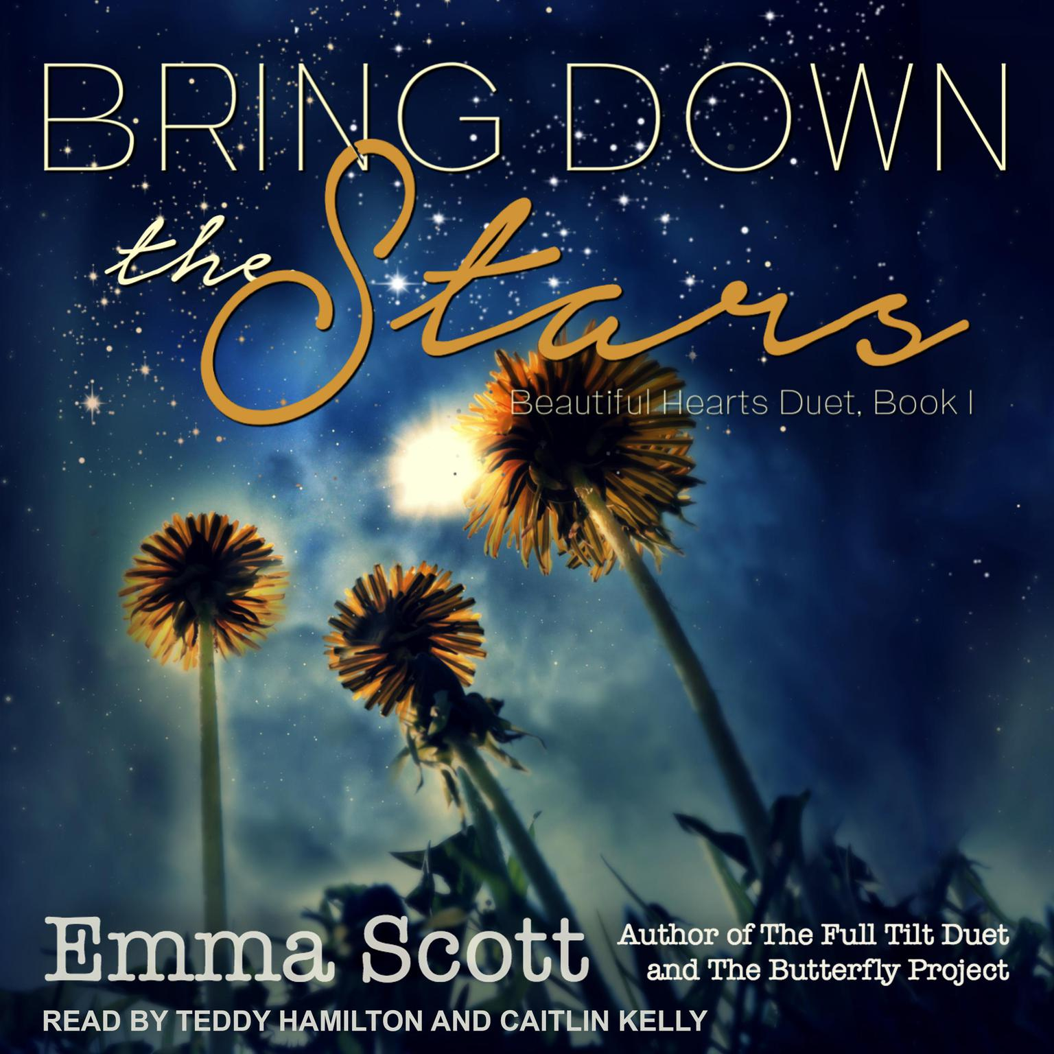 Printable Bring Down the Stars Audiobook Cover Art