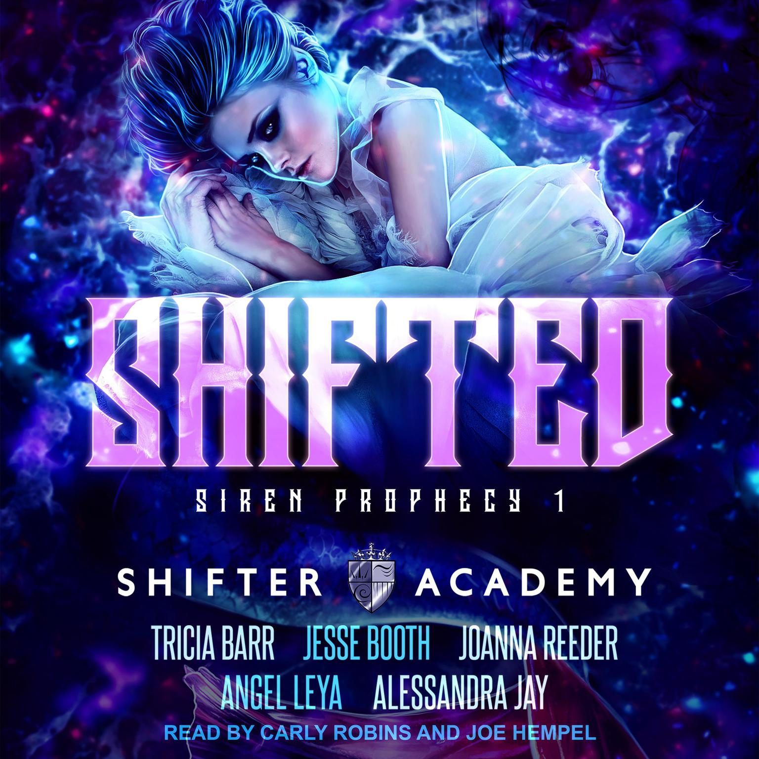 Printable Shifted: Siren Prophecy 1 Audiobook Cover Art