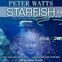 Starfish Audiobook, by Peter Watts