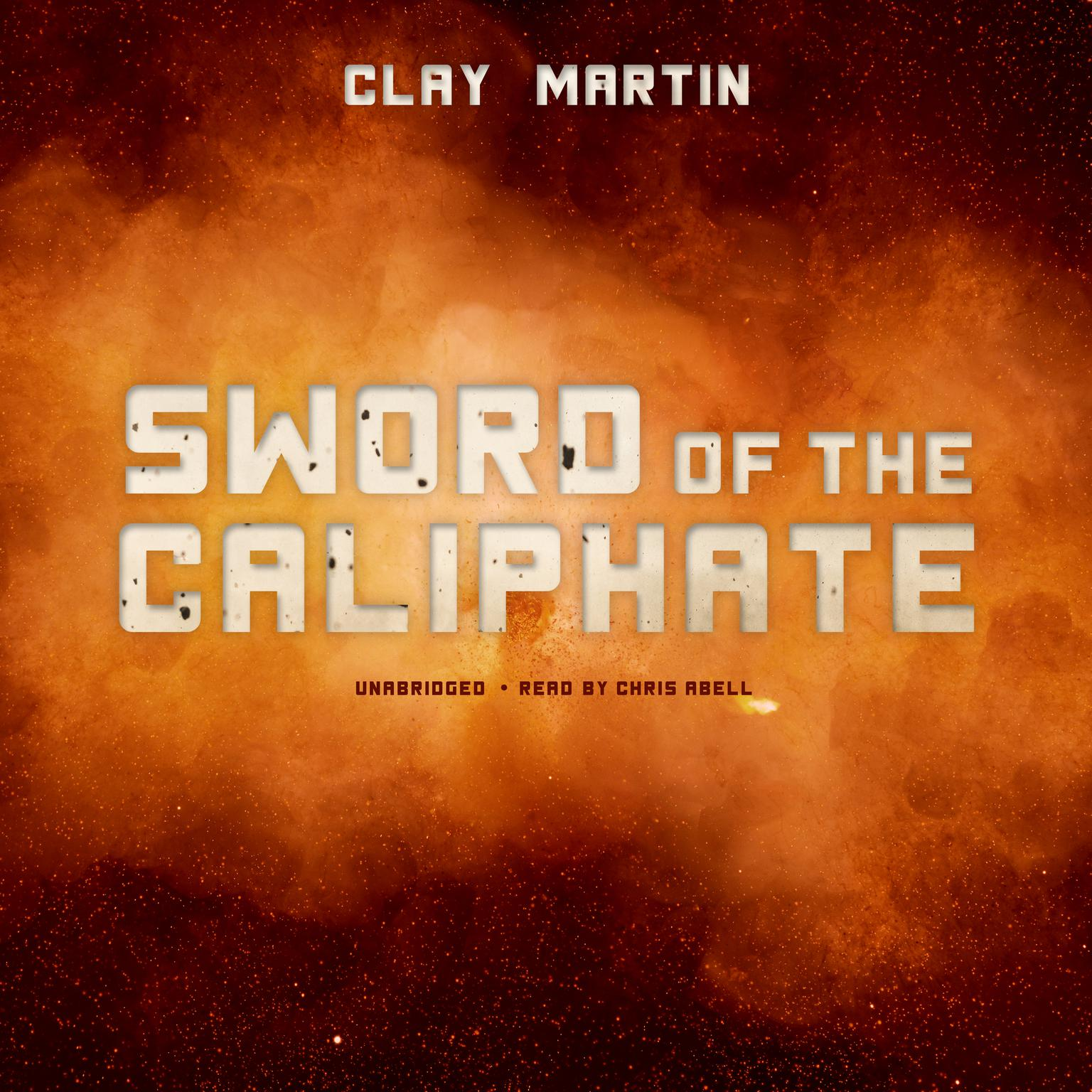 Printable Sword of the Caliphate Audiobook Cover Art