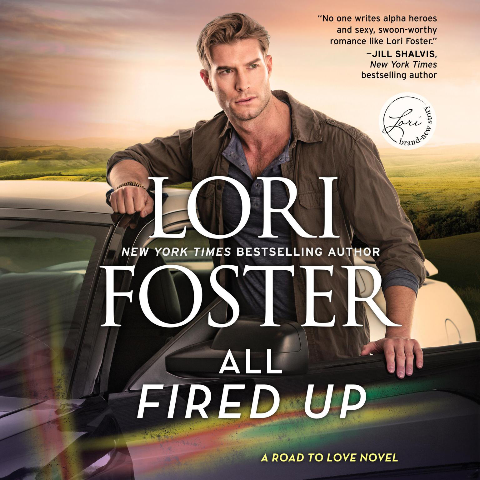 All Fired Up Audiobook, by Lori Foster