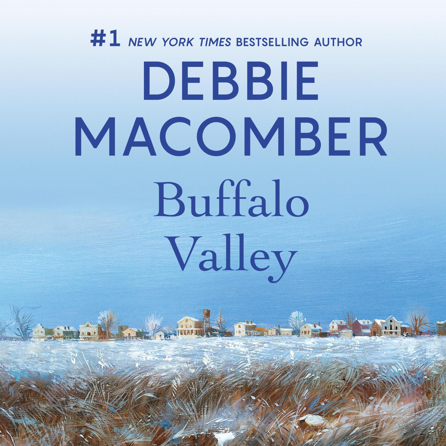 Printable Buffalo Valley Audiobook Cover Art