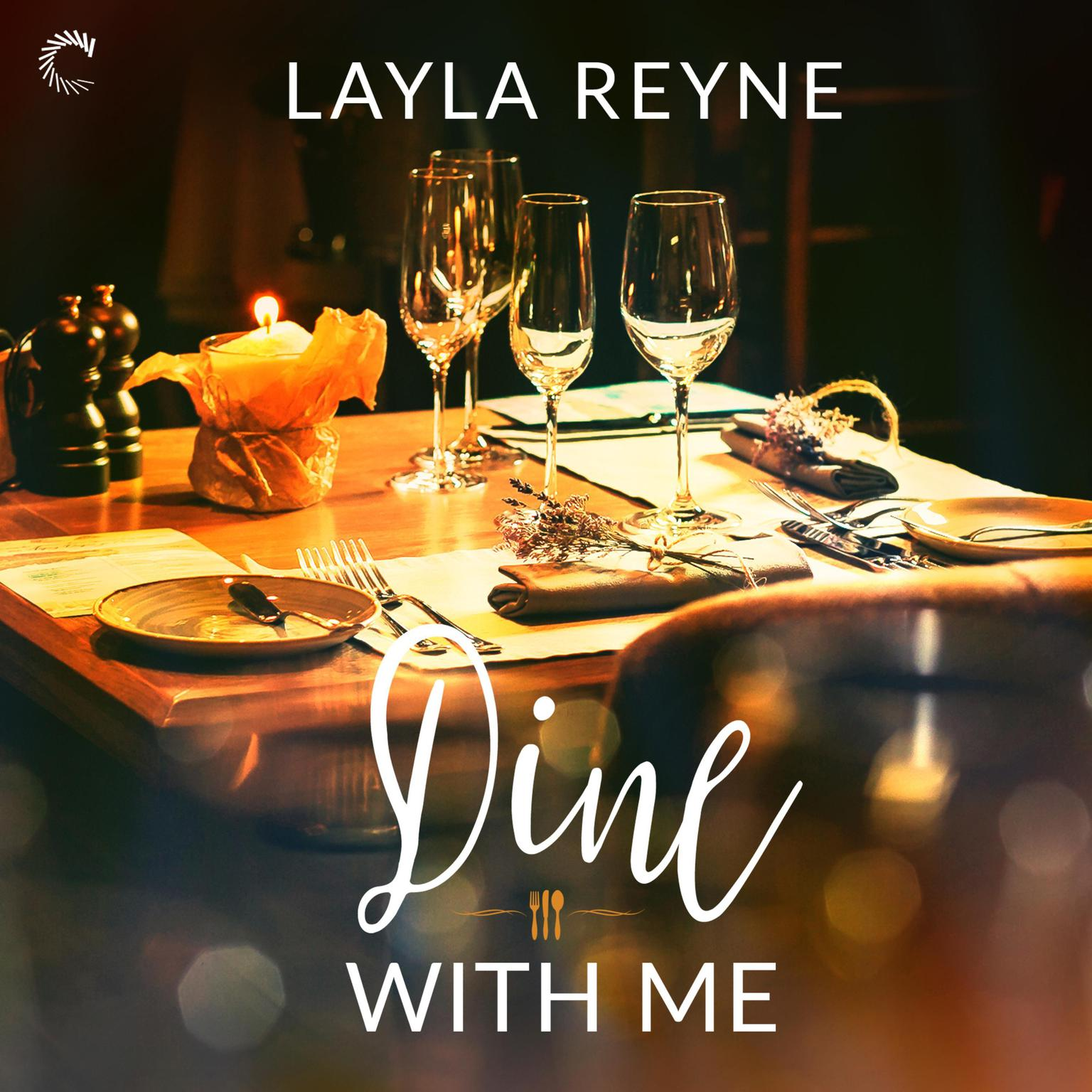 Printable Dine with Me Audiobook Cover Art
