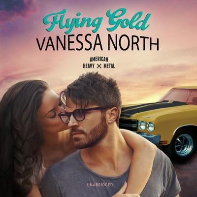 Flying Gold Audiobook, by Vanessa North