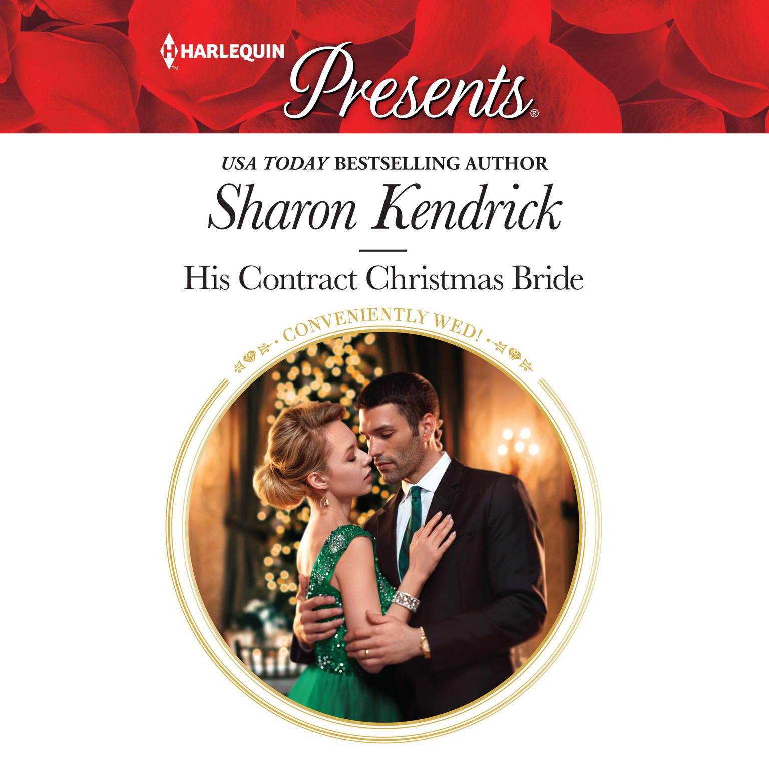 His Contract Christmas Bride Audiobook, by Sharon Kendrick