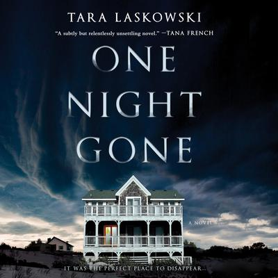 One Night Gone: A Novel Audiobook, by