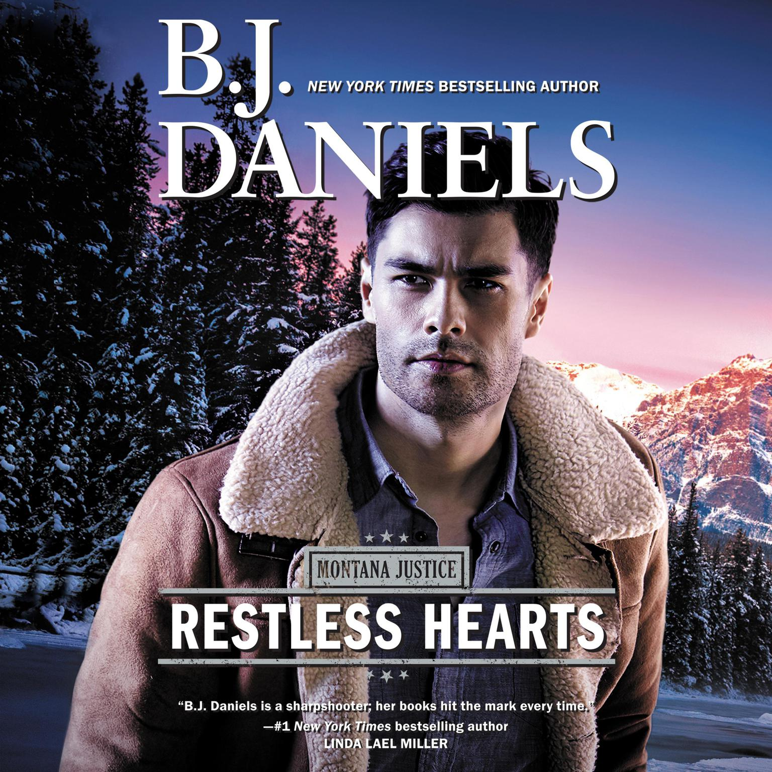 Printable Restless Hearts Audiobook Cover Art