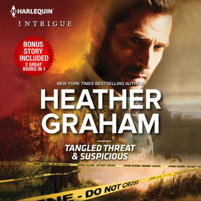 Tangled Threat & Suspicious Audiobook, by Heather Graham