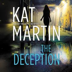 The Deception Audiobook, by Kat Martin