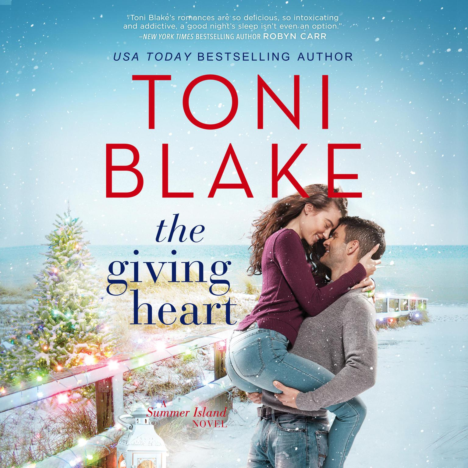The Giving Heart Audiobook, by Toni Blake