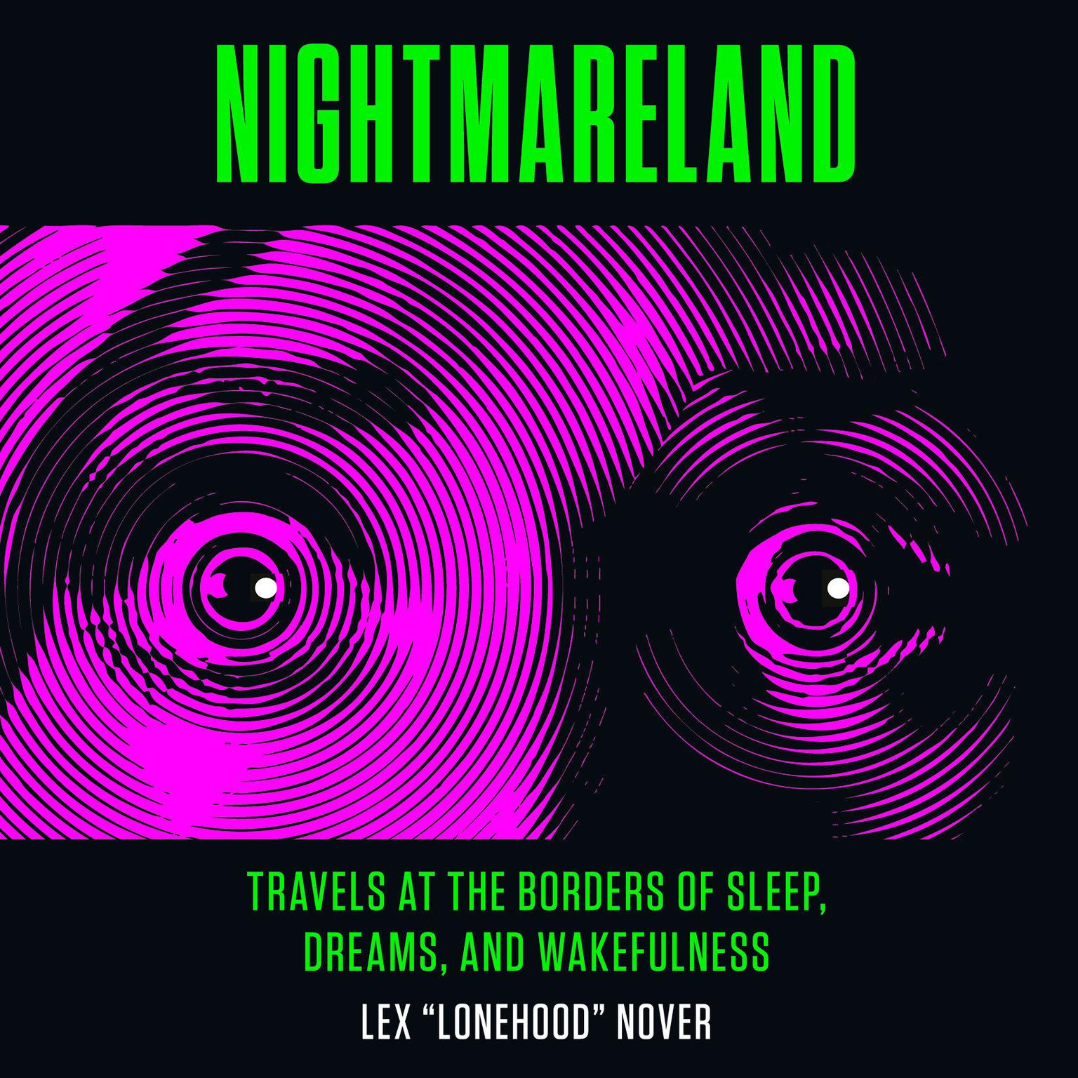 Printable Nightmareland: Travels at the Borders of Sleep, Dreams, and Wakefulness Audiobook Cover Art