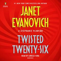 Twisted Twenty-Six Audiobook, by Janet Evanovich