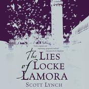 The Lies of Locke Lamora Audiobook, by Scott Lynch