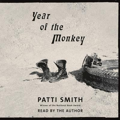 Year of the Monkey Audiobook, by Patti Smith