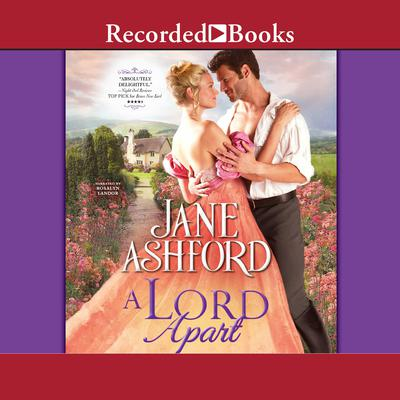 A Lord Apart Audiobook, by Jane Ashford