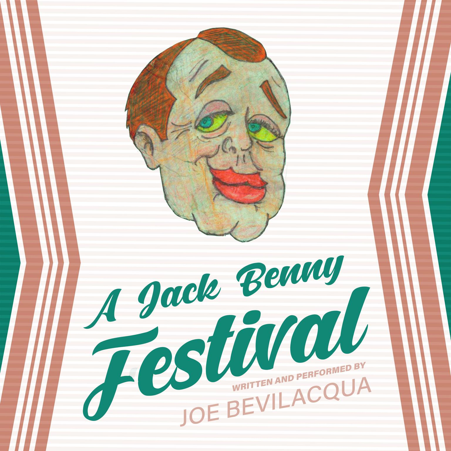 Printable A Jack Benny Festival Audiobook Cover Art