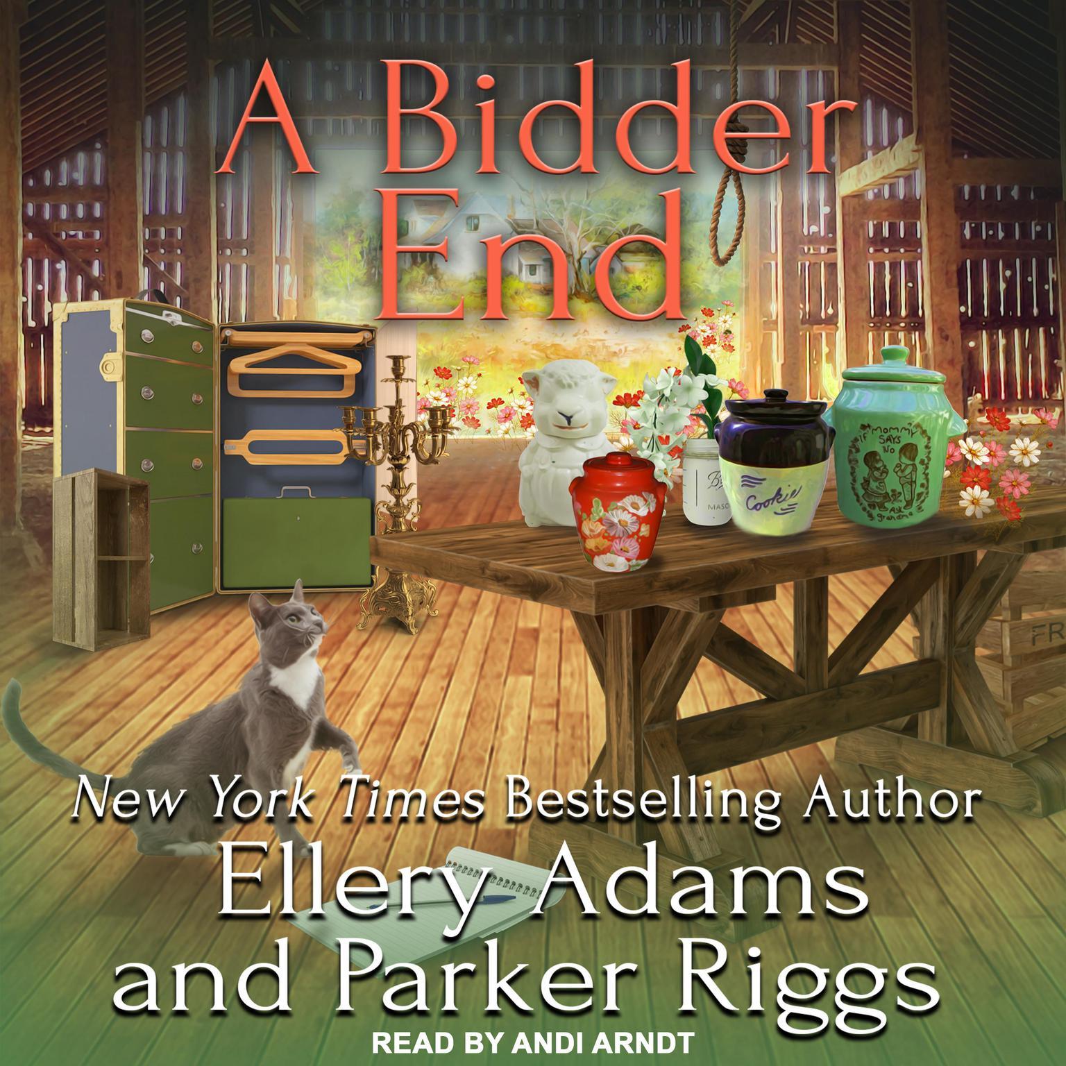 A Bidder End Audiobook, by Ellery Adams